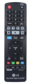 LG BLU RAY Player Remote for BP640 / BP640S
